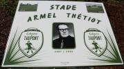 hommage Armel Thethio